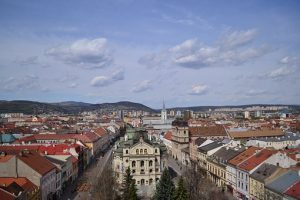 Purchase real estate in Europe- choose Košice