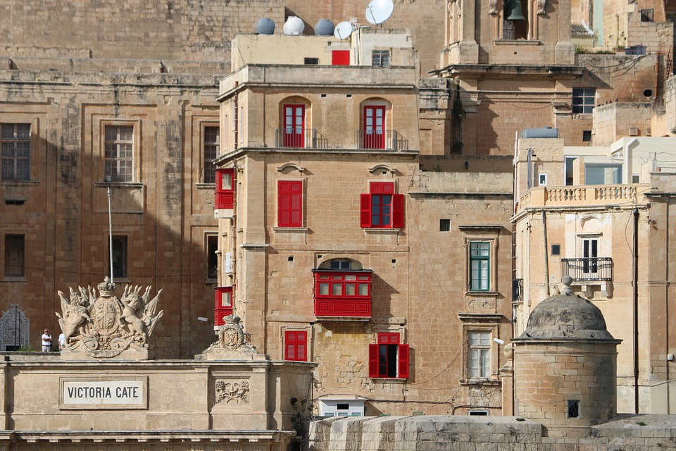 Buying a home in Europe- Valletta