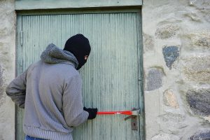 Protect your home from thieves