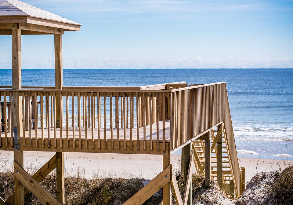 Have fun in your life by investing in property ad the beachfront