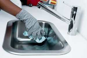 Do the home cleaning right after redecoration