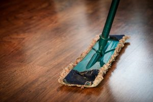 Yes, you will be tired, but cleaning after redecoration is what you must do