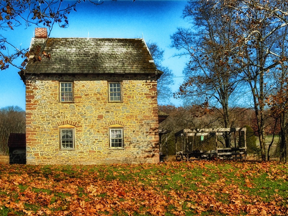 Image of a house in Pennsylvania