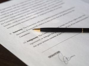 Signing the contract is the next important step after finding a trustworthy realtor pressumes long researching