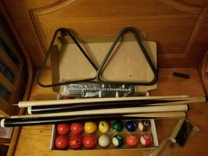 pool table equipment