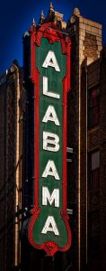 Alabama sign