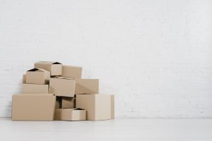 Boxes - pack for storage