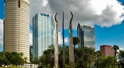 Tampa Florida, skyscrapers - You will see that living in Tampa is going to be the best decision.