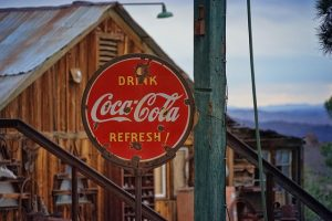 sky, cottage, sign, refresh, drink