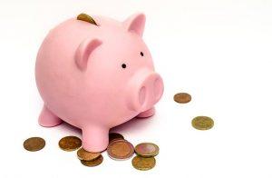 A piggy bank.