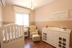 Room - Learn how to organize your home for a new baby.