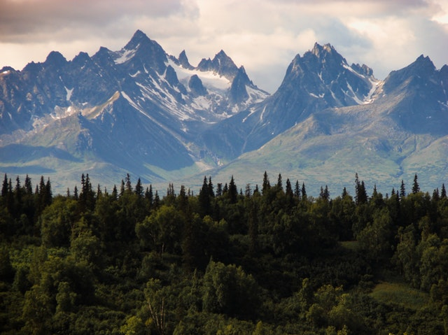 Buying a home in Alaska for this.
