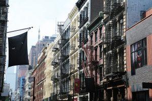 NYC buildings.