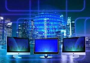 Exploring and choosing an internet provider for your new home.