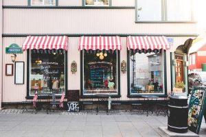 A shop.