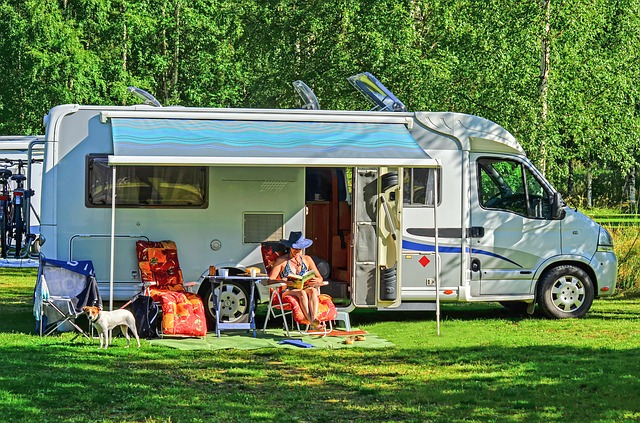 RV Outdoor - The ultimate guide to buying an RV