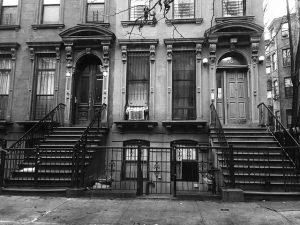NYC doors.