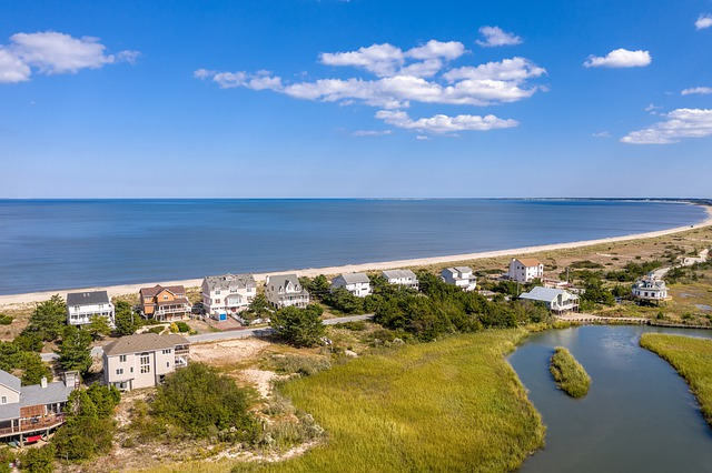 The beach in one of the best places to live in Delaware.