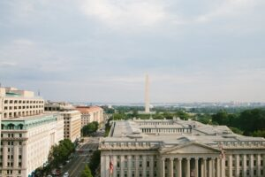 Buying a rental property in Washington DC next to an obleisk.
