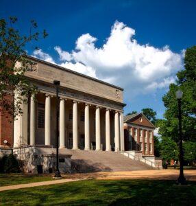 University Of Alabama Tuscaloosa