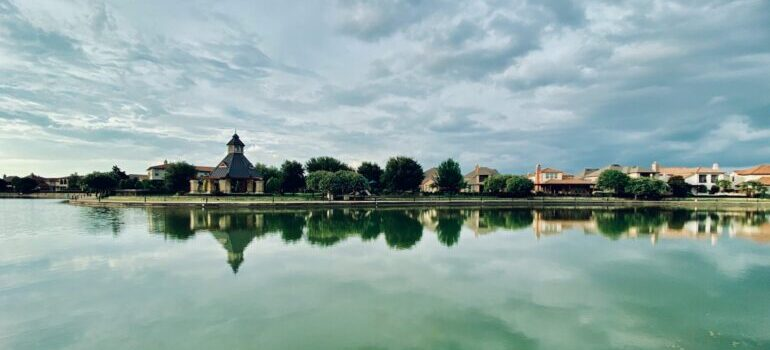 Irving is one of charming places of Texas