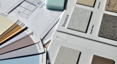 palette of colors you can choose when applying easy remodeling ideas