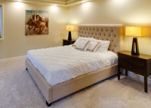 home staging ideas for bedroom