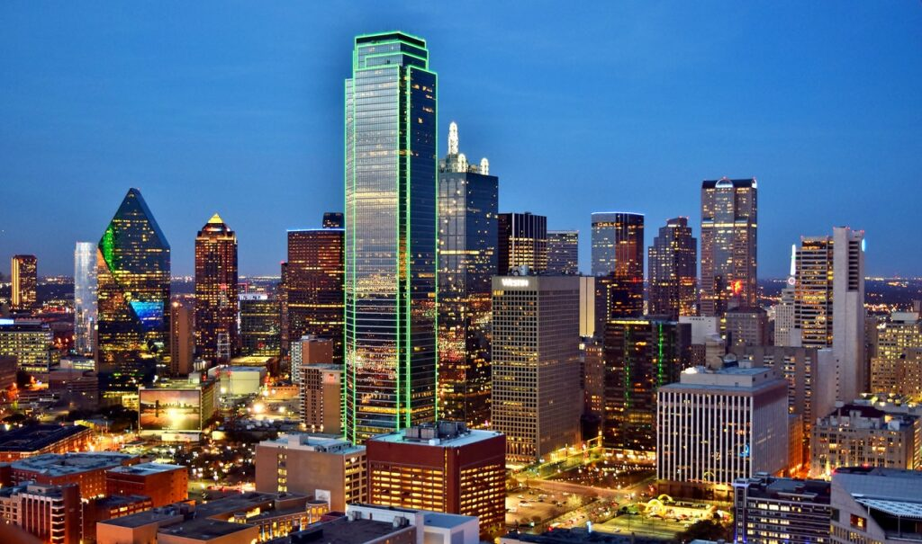 One of Dallas areas for big families